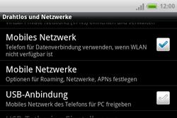 HTC ChaCha - Internet - Apn-Einstellungen - 1 / 1