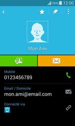 Samsung Galaxy Ace 4 - Contact, Appels, SMS/MMS - Ajouter un contact - Étape 13