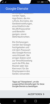 Huawei P20 - Android Pie - E-Mail - 032a. Email wizard - Gmail - Schritt 11