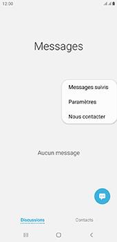 Samsung Galaxy J6 Plus - SMS - configuration manuelle - Étape 5