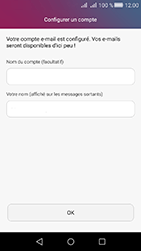 Huawei Y6 II Compact - E-mail - Configuration manuelle (outlook) - Étape 9