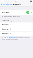 Apple iPhone 5c met iOS 10 (Model A1507) - Bluetooth - Aanzetten - Stap 4