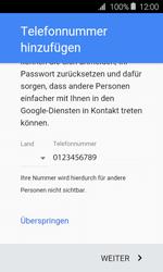 Samsung Galaxy Xcover 3 VE - Apps - Konto anlegen und einrichten - 14 / 22
