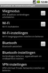 LG GW620 - Wifi - handmatig instellen - Stap 5