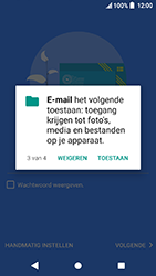 Sony Xperia X Compact (F5321) - Android Oreo - E-mail - Handmatig instellen (outlook) - Stap 12
