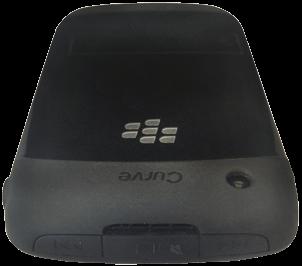 BlackBerry 8520 - Premiers pas - Découvrir les touches principales - Étape 11