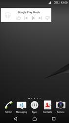 Sony Xperia Z5 Compact - Startanleitung - Installieren von Widgets und Apps auf der Startseite - Schritt 7