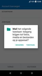 HTC One M9 - Android Nougat - E-mail - handmatig instellen - Stap 18