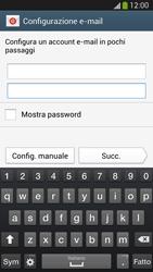 Samsung Galaxy S 4 LTE - E-mail - configurazione manuale - Fase 6