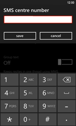 Nokia Lumia 920 LTE - SMS - Manual configuration - Step 6