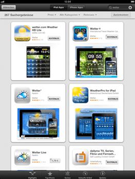 Apple iPad mini - Apps - Herunterladen - Schritt 11