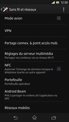 Sony Xperia Z - Réseau - Sélection manuelle du réseau - Étape 5