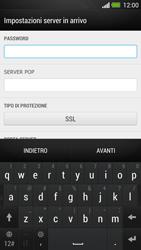 HTC One - E-mail - Configurazione manuale - Fase 9