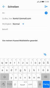 Huawei Mate 9 Pro - E-Mail - E-Mail versenden - 4 / 16