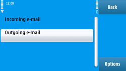 Nokia N97 - E-mail - Manual configuration - Step 26