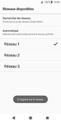 Sony Xperia XZ2 Compact - Réseau - Sélection manuelle du réseau - Étape 11
