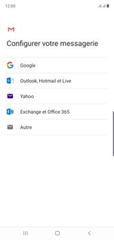 Samsung Galaxy Note 10 - E-mails - Ajouter ou modifier un compte e-mail - Étape 8