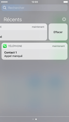 Apple iPhone 6 iOS 10 - iOS features - Personnaliser les notifications - Étape 12
