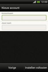 HTC A320e Desire C - E-mail - Handmatig instellen - Stap 15