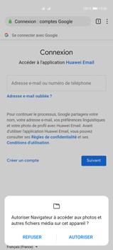 Huawei P40 Pro - E-mails - Ajouter ou modifier votre compte Gmail - Étape 9