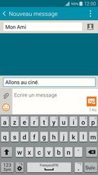 Samsung Galaxy A3 (A300FU) - Contact, Appels, SMS/MMS - Envoyer un MMS - Étape 13