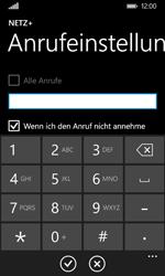Nokia Lumia 635 - Anrufe - Rufumleitungen setzen und löschen - Schritt 8