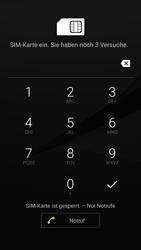 Sony Xperia Z5 Compact - Gerät - Einen Soft-Reset durchführen - Schritt 4