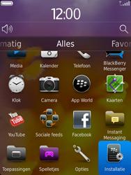 BlackBerry 9810 Torch - E-mail - Handmatig instellen - Stap 4
