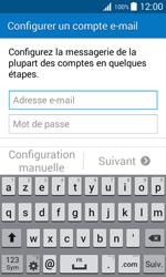 Samsung J100H Galaxy J1 - E-mail - Configuration manuelle - Étape 6