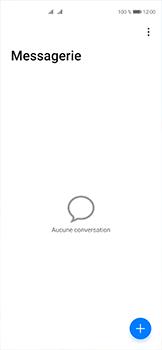 Huawei P40 - Contact, Appels, SMS/MMS - Envoyer un SMS - Étape 3