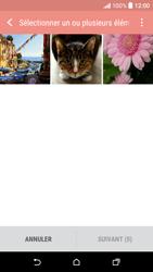 HTC Desire 530 - Photos, vidéos, musique - Envoyer une photo via Bluetooth - Étape 9