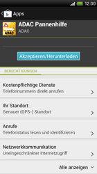 HTC One X - Apps - Herunterladen - 20 / 22