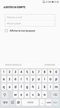Samsung Galaxy J7 (2017) - E-mail - Configuration manuelle (outlook) - Étape 6