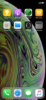 Apple iPhone XS - iOS 12 - Contact, Appels, SMS/MMS - Ajouter un contact - Étape 3