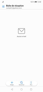 Huawei P20 lite - E-mails - Ajouter ou modifier votre compte Yahoo - Étape 3