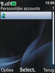 Nokia 6600i slide - Internet - Handmatig instellen - Stap 14