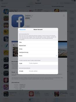 Apple iPad Pro 12.9 inch - Apps - Konto anlegen und einrichten - 27 / 35