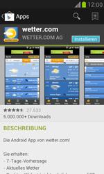 Samsung I8190 Galaxy S3 Mini - Apps - Herunterladen - Schritt 13