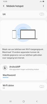 Samsung galaxy-a80-dual-sim-sm-a805fz - WiFi - Mobiele hotspot instellen - Stap 11