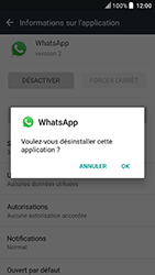 HTC U Play - Applications - Supprimer une application - Étape 7