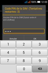 Alcatel OT-4015X Pop C1 - Sécuriser votre mobile - Personnaliser le code PIN de votre carte SIM - Étape 9