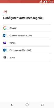 Nokia 5.1 - E-mail - Configuration manuelle (outlook) - Étape 7