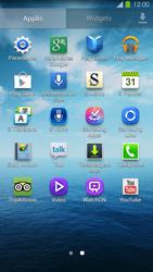 Samsung I9205 Galaxy Mega 6-3 LTE - Messagerie vocale - Configuration manuelle - Étape 3