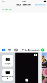Apple iPhone 6 Plus - iOS 10 - MMS - Erstellen und senden - Schritt 13