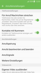 Samsung J510 Galaxy J5 (2016) - Anrufe - Rufumleitungen setzen und löschen - Schritt 6
