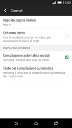 HTC One M8 - Internet e roaming dati - Configurazione manuale - Fase 26