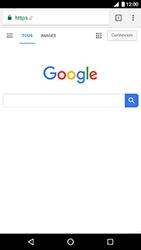 LG Nexus 5X - Android Oreo - Internet - Navigation sur Internet - Étape 7