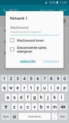 Samsung Galaxy A3 (2016) - Android Lollipop - wifi - handmatig instellen - stap 7