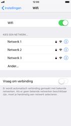 Apple iPhone 6s - iOS 12 - Wi-Fi - Verbinding maken met Wi-Fi - Stap 5