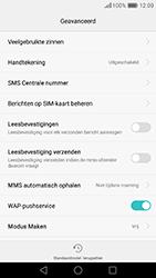 Huawei Honor 8 - sms - handmatig instellen - stap 9